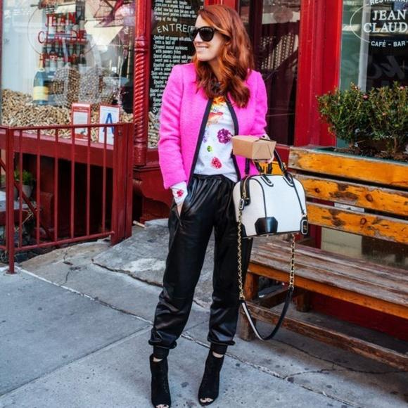 02882339991bd1 ... Kerisa Cropped Pink Jacket A1. M 5b64c71abb76157f92ba90d2